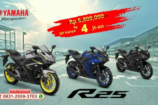 All New R25