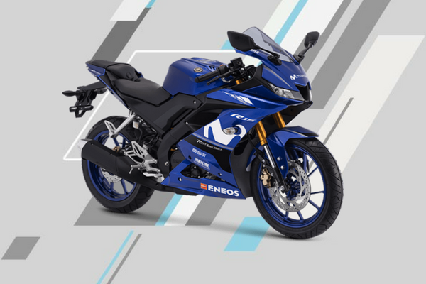 All New R15 GP
