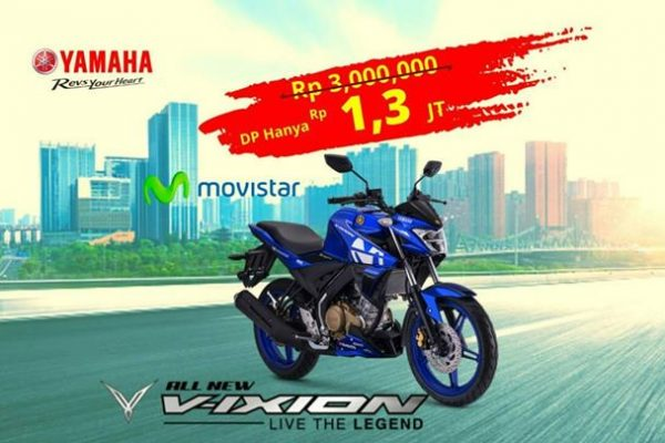 All New Vixion GP