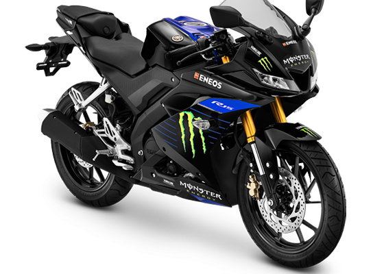 All New R15 GP monster