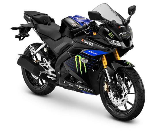 All New R25 GP monster