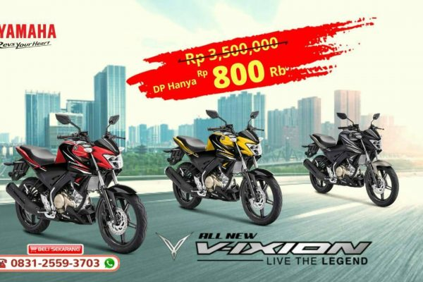 All New Vixion LEGEND